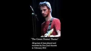The Green Hornet Theme - Surf Guitar Version played by Don Juan Secreto (Al Hirt Version)