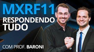 MXRF11: Respondendo as Perguntas e Respostas |Tudo o que você Precisa Saber!