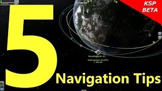 Kerbal Space Program 5 Navigation Tips