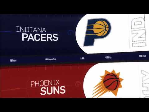 Pacers vs. Suns - Game Recap - August 6, 2020 - ESPN