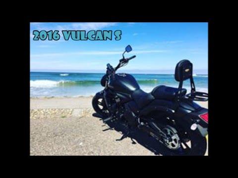 Kawasaki Vulcan S : THE NEW RIDE!