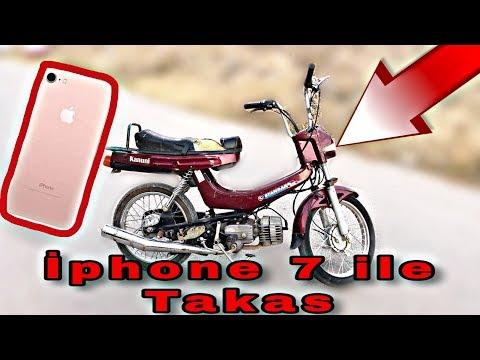 İphone İle Motosiklet'i Takas Ettim!! | Ömer Rıdvan Olucak | (Motorcular Yoruma)