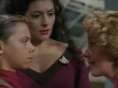 Star Trek STNG Moments 53 The Bonding