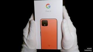 Google Pixel 4 Unboxing | ASMR Unboxing