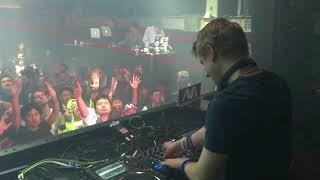"Bjorn Akesson - AVA Night @ WOMB, Tokyo ""Da Hool - MHATLP (Tempo Giusto Remix)"""