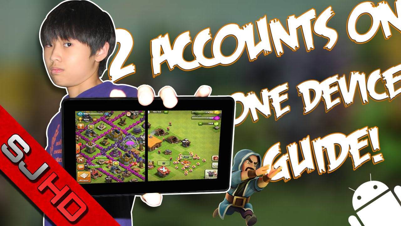 updated how to make 2 clash of clans accounts on one. Black Bedroom Furniture Sets. Home Design Ideas
