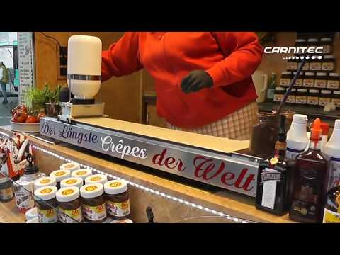 LA CRÊPERIE / CREPES MACHINE