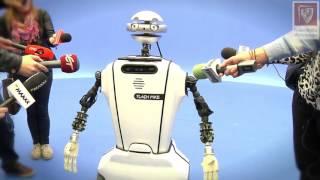 Flash Mk II - robot społecznościowy
