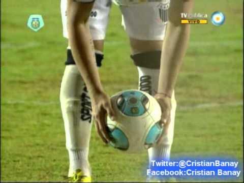 Estudiantes BA 1 San Lorenzo 1 (4-5) Copa Argentina 2013 Los goles y penales  (18/9/2013)