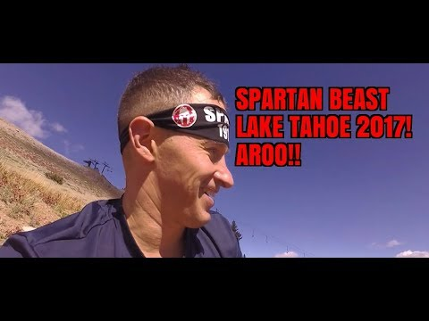 Spartan Beast Lake Tahoe 2017 / All Obstacles