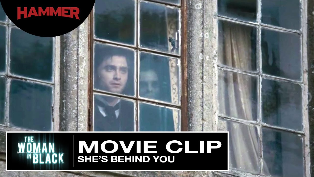 The Woman in Black / She's Behind You (Official Clip) HD