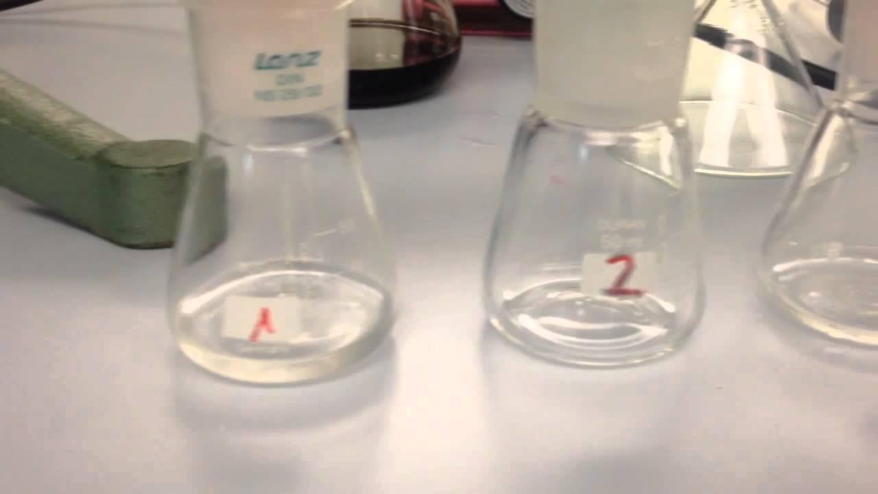 Chemie Destillation