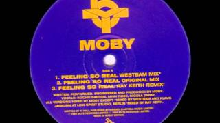 moby - feeling so real ( westbam mix )  HQ