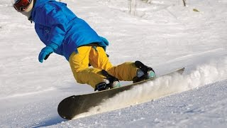 Learn Snowboard Carving