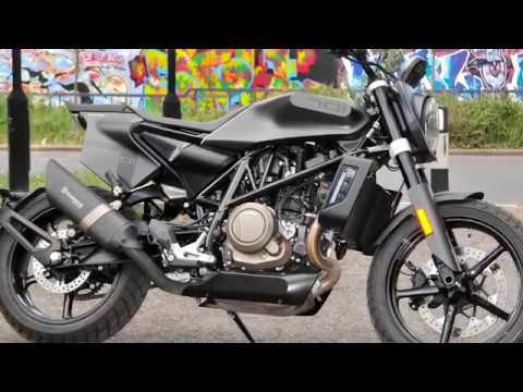 Husqvarna 701 Svartpilen Motorcycle Review   Keep Britain Biking