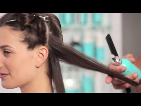 Как пользоваться: Термозащитный спрей для волос Moroccanoil Heat Styling Protection