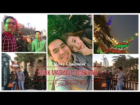 Souk Madinat Jumeirah with my Wife   Dubai Destinations   Vlog #21   #jumeirah #dubai #burjalarab