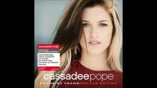 Cassadee Pope - Wasting All These Tears (Frame By Frame Acoustic Version)