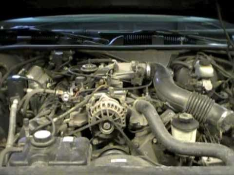 How to Seafoam your Crown Victoria - YouTube
