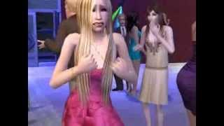 sims 2 -ugly girl