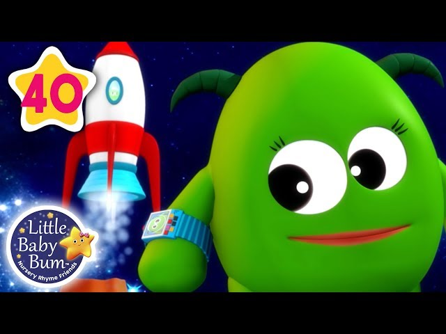 5 Little Monsters | Halloween Special + More Nursery Rhymes & Kids Songs | Little Baby Bum