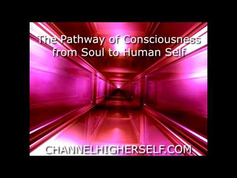 The Pathway of Consciousness from Soul to Human Self