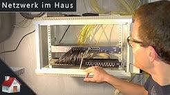 [Häusle] Netzwerk - Wie haben wir es umgesetzt? 🏡 Technik im SchwörerHaus