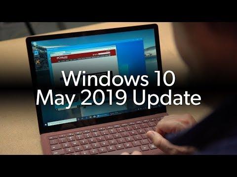 Как обновиться до Windows 10 May 2019 Update