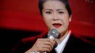 Sakamoto Fuyumi singing Rashomon