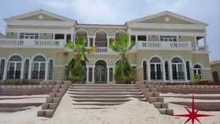 Palm Jumeirah, Versace Signature 5 bedroom Villa, capella properties