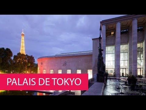 PALAIS DE TOKYO - FRANCE, PARIS