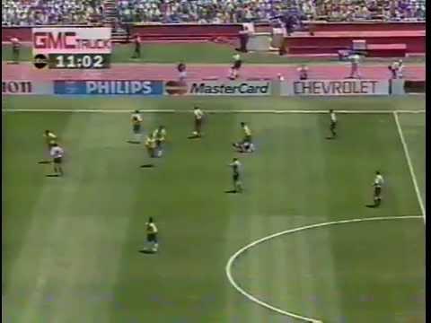 USMNT Brazil 1994 World Cup Full Game USA