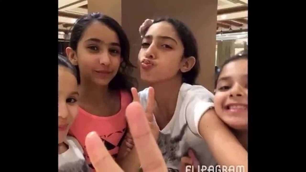Girl in bahrain