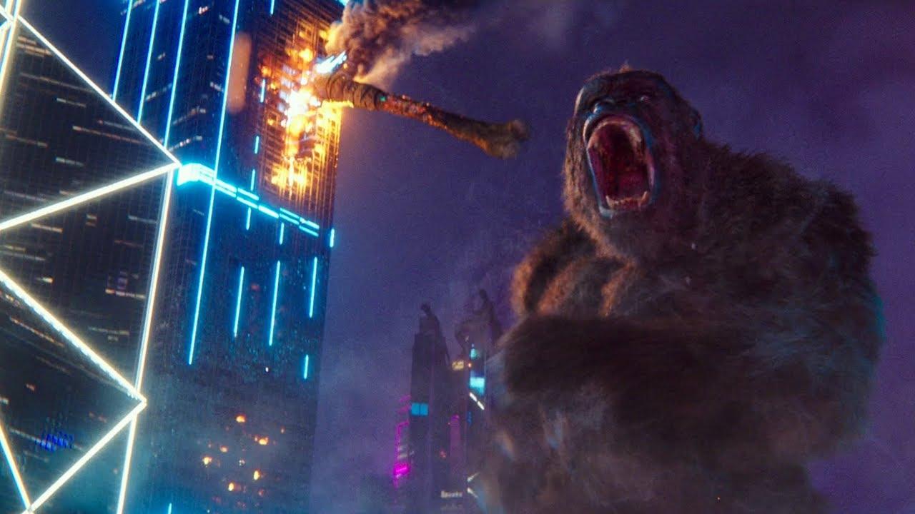 Download Godzilla vs. Kong - Hong Kong Fight Scene