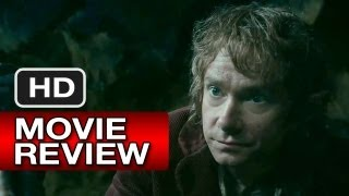 Epic Movie Review - The Hobbit: An Unexpected Journey (2012) - Lord Of The Rings Movie HD