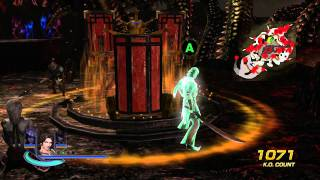 Musou Orochi 2 (xbox 360) Walkthrough [1080p] part 1