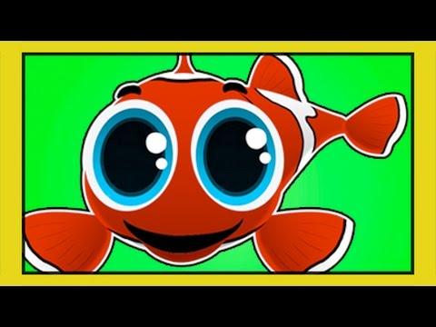 Kırmızı Balık | Kırmızı Balık Gölde | Kırmızı Balık Kaç Kaç | Çoçuk Şarkıları 2016 | Edis Ile Feris