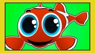 Kırmızı Balık | Edis ile Feris Çocuk Şarkıları