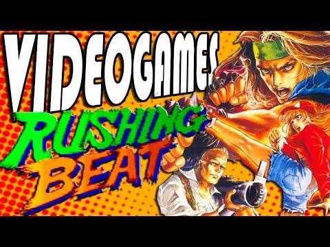 VIDEOGAMES ! Rushing Beat - Thunder rouba a cena