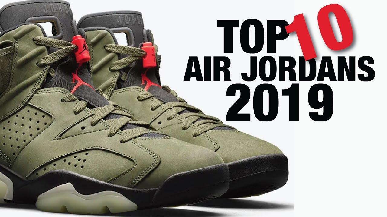 top jordans 2019