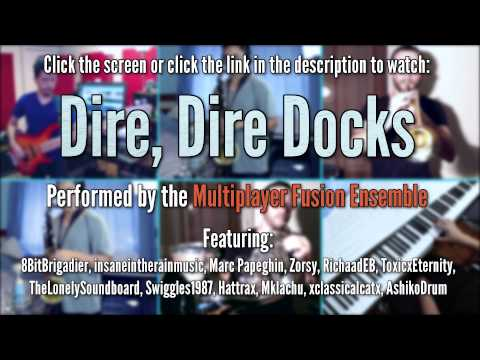 PREVIEW] Super Mario 64 - Dire Dire Docks - Performed by the