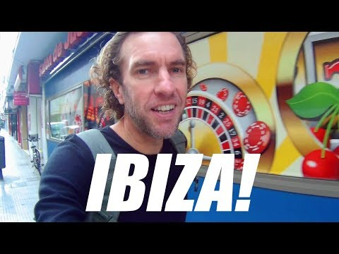 How Expensive is IBIZA Island, Spain? & Tour of Ibiza Town