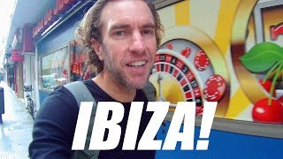 How Expensive is IBIZA Island, Spain? & Tour of Ibiza Town