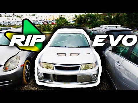 JUNKED JDM Cars in JAPAN - Evo 6, R34 Skyline, Fairlady Z, Altezzas and more!
