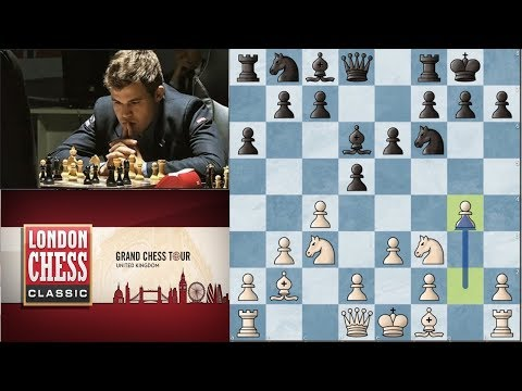 London Chess Classic 2017 | Destaques do Round 7 | 09 Dez 2017