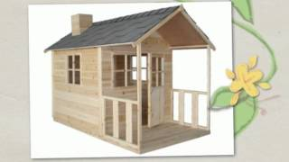Easy To Build Plans For Play House
