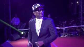 Busy Signal - Protect My Life Oh Jah - Live Performance in Zimbabwe