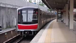 北大阪急行電鉄 桃山台駅になかもず行き御堂筋線30000系が到着~発車まで