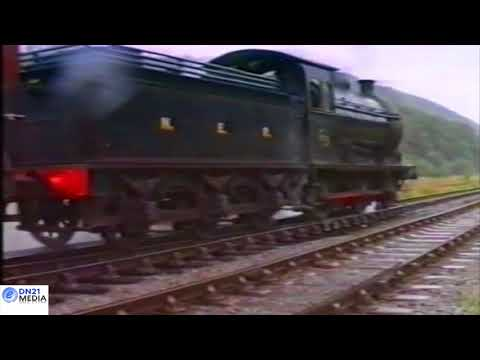 North York Moors Railway in 1987