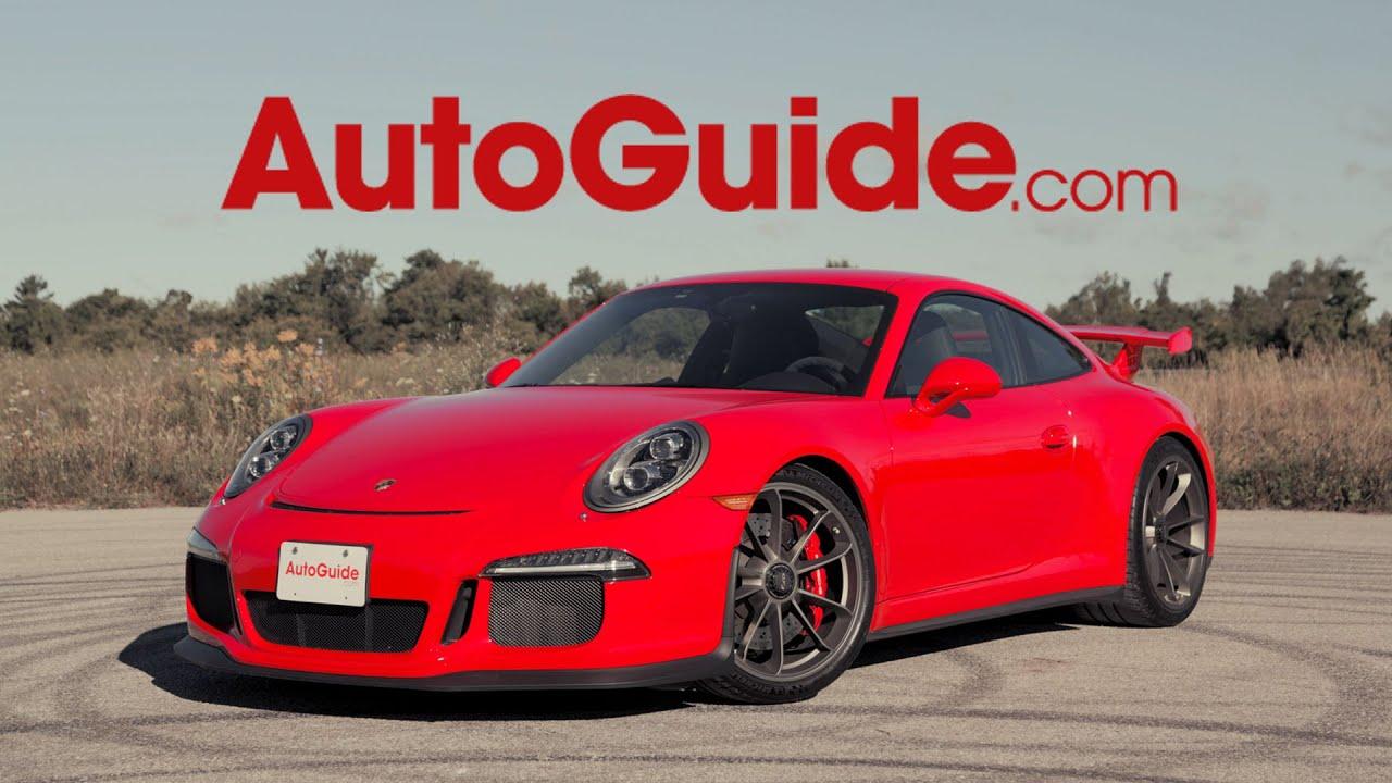 2014 Porsche 911 GT3 - Review - YouTube